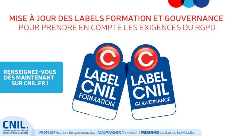 certification CNIL